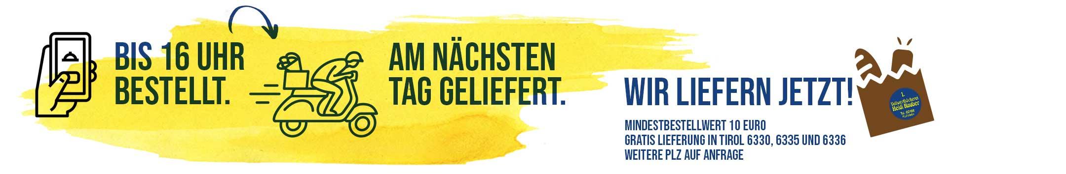 Vollwertbäckerei Heidi Hauber